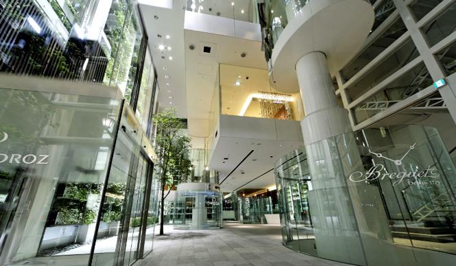 第1回 スウォッチ グループの新たな拠点、東京・銀座に堂々オープン