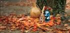 メリーグリーンクリスマス 2007|グリーンサンタとサンディーさん