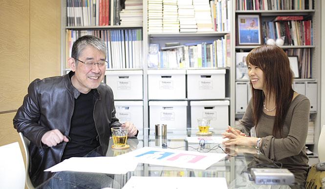 松本 隆×秀島史香 コンピレーションCD発売記念対談(1)