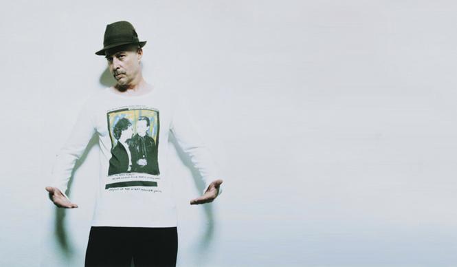 Nicholas Taylor(ニコラス・タイラー)a.k.a DJ High Priest インタビュー(前編)