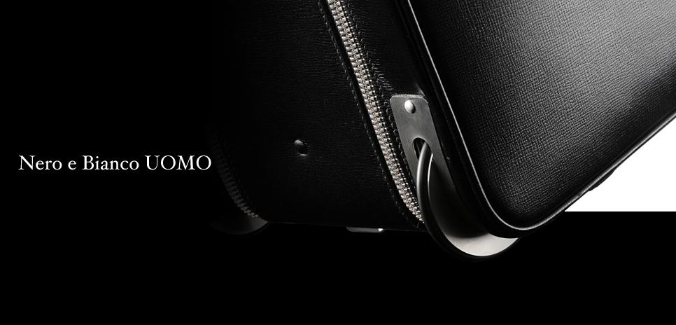 トローリー『アヴィエッタ・ウィズ・ホイールズ』 92万4000円 ※タイトルに入っている「Nero e Bianco」は現在販売を中止しております。