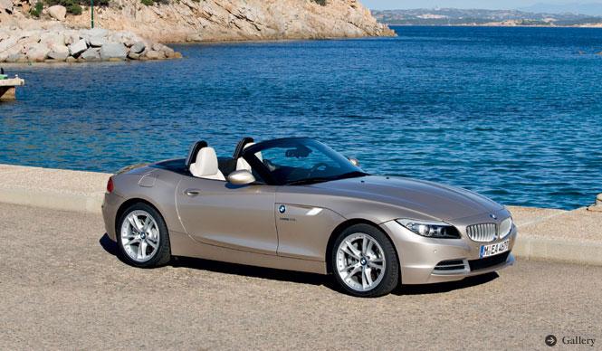 BMW Z4 Roadster|BMWが新型Z4ロードスターを世界初公開 ギャラリー