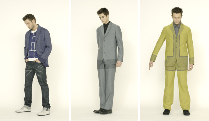ISSEY MIYAKE AUTUMN WINTER 2009 MEN'S COLLECTION