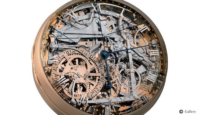 Breguet|王妃マリーアントワネットのために発注された伝説の時計