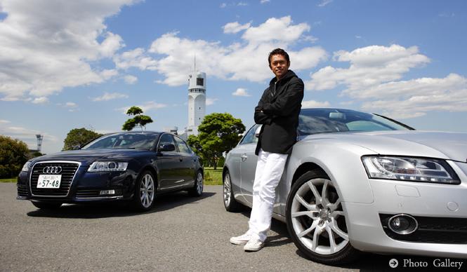 Audi DESIGN|アウディ デザイナー 和田 智 インタビュー(前編)