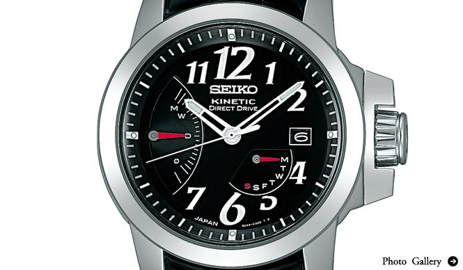 SEIKO|ブライツ フェニックス キネティック ダイレクトドライブ