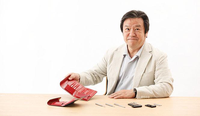 プロダクトデザイナー・喜多俊之氏