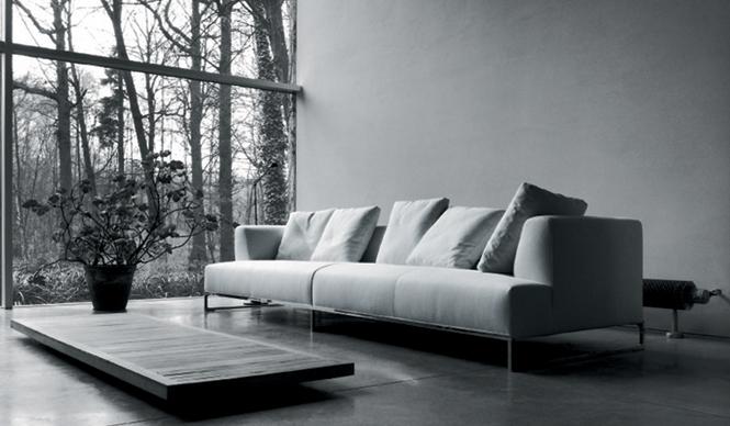 b b italia solo george web magazine openers. Black Bedroom Furniture Sets. Home Design Ideas