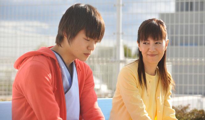 ドラマ「ママは昔パパだった」の戸田恵子
