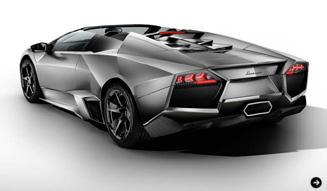 lamborghini reventon roadster 究極のオープントップマシン web