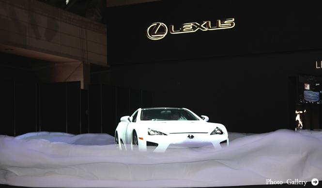 レクサス LFA|「感動・官能」を極限まで追求