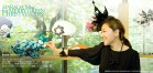 メリーグリーンクリスマス 2009|グリーンサンタと原田美砂さん