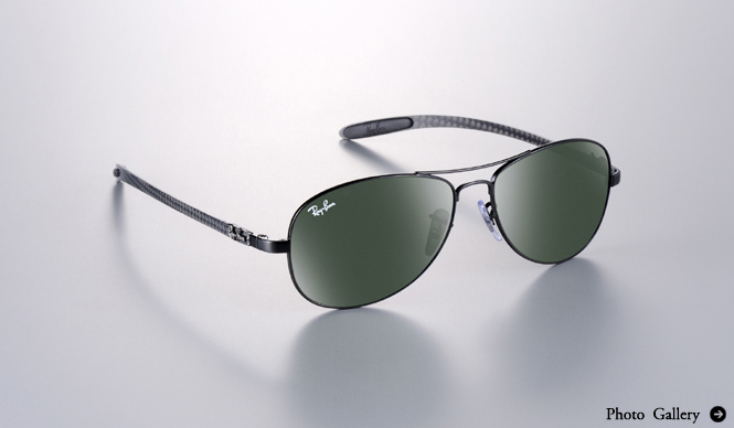 Ray-Ban TECH│Ray-Ban TECH Carbon Fibre Collection 新発売