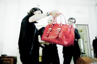 a1741ed454b7 「すべてが私の思いを反映させたバッグです」 ケイト・モス「私自身はこのラインはすべての女性にアピールすると感じています」 ソフィ・ドゥラフォンテーヌ