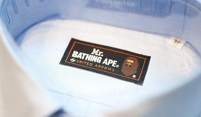 UNITED ARROWS|ユナイテッドアローズ 「Mr. BATHING APE® by UNITED ARROWS」デビュー