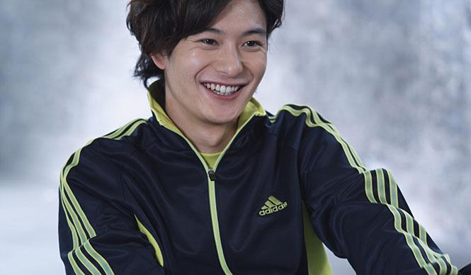 adidas|岡田将生を起用した「adidas TRAINING FAIR」スタート