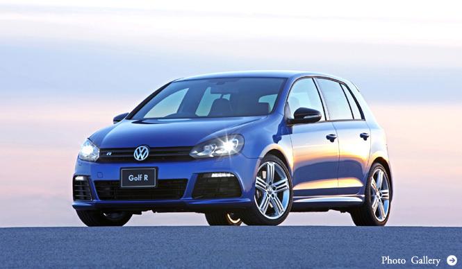 Volkswagen Golf R|フォルクスワーゲン ゴルフ R|GTIと較べてわかるRの真価とは?