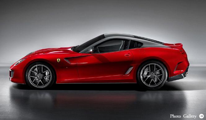 FERRARI 599GTO|フェラーリ 599GTO