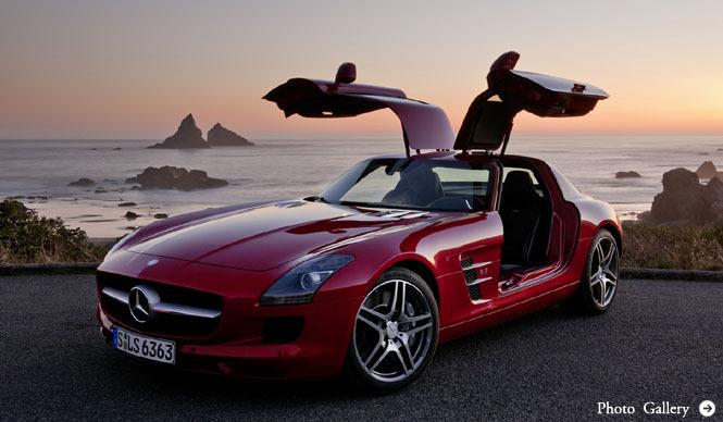 Mercedes-Benz SLS AMG メルセ...
