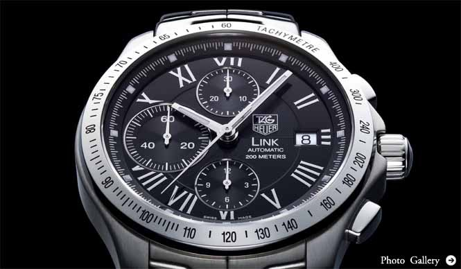 best loved add41 56584 TAG Heuer|リンク自動巻 クロノグラフ タキメーター エレガンス ...
