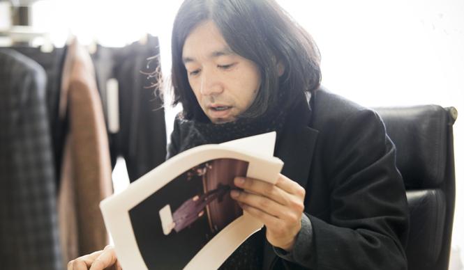 SUKEZANE Tomoki|トモキ倶楽部 ファッションディレクター祐真朋樹さん