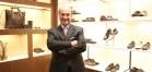 CEO兼ゼネラルマネージャーのミケーレ・ノルサ氏。サルヴァトーレ フェラガモ六本木ヒルズ店にて。