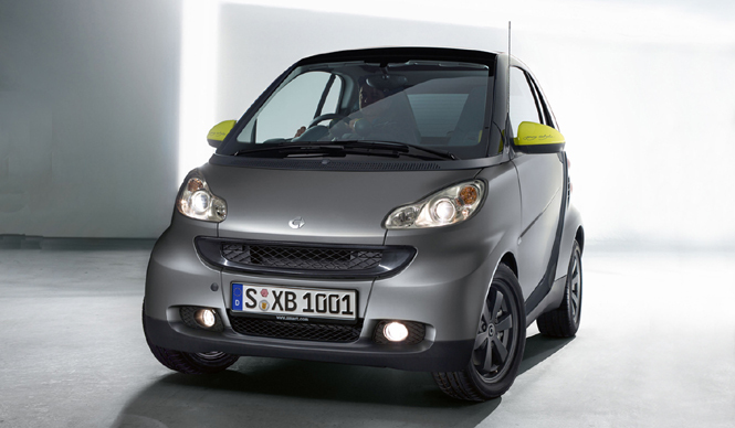 smart fortwo edition greystyle coupe mhd|スマート特別仕様車を限定発売