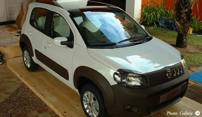 Fiat UNO|フィアット ウーノ | ...