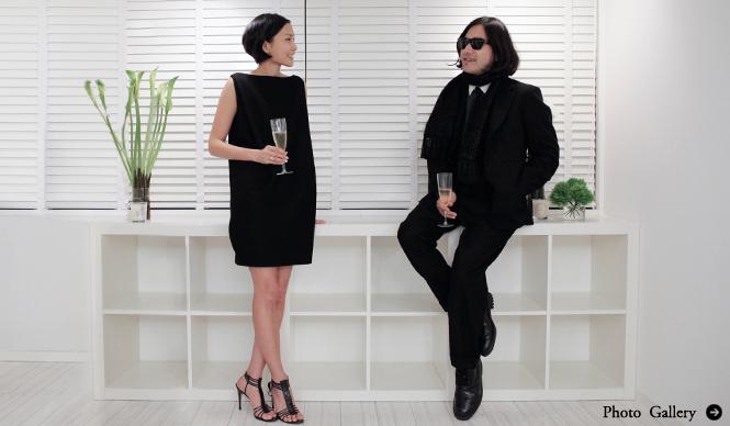 祐真朋樹|YOKO CHANと対談