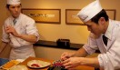 きき酒師チズコ|日本酒ソムリエ ニューヨークを代表する老舗ホテル「THE KITANO」内にある懐石レストラン「白梅」にて。