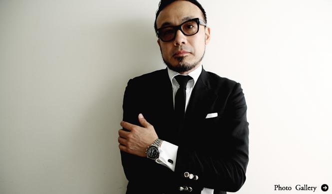 My Own Watch|松浦俊夫さんが愛用する時計とは