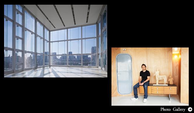 LOUIS VUITTON アートスペース「エスパス ルイ・ヴィトン 東京」誕生