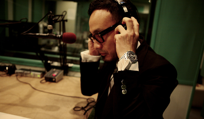 My Own Watch 第3回|松浦俊夫  毎日を愛用の時計とともに過ごす。
