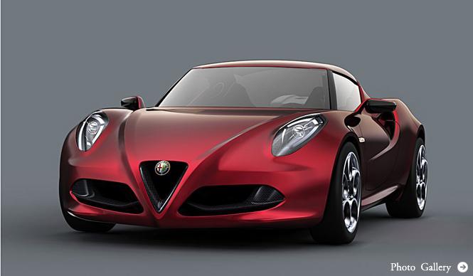 Alfa Romeo 4C Concept誰遜?達?蔵達?束達??達?臓達?足達?臓達?捉 4C 達?続達?続達?損達??達?? 達?続達?続達??達?俗達?? ...