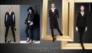 Chapter.05|ハンサムレディ カジュアルなリラックススタイルとおなじく注目したいのが膝下丈のスカートやボリュームのあるトラウザーズ、マニッシュなクロップトパンツやセットアップでつくるハンサムなレディスタイル。左から Yves Saint Laurent(イヴ・サンローラン)、NINA RICCI(ニナ リッチ)、MOSCHINO(モスキーノ)