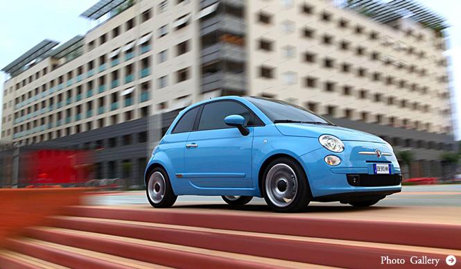 FIAT 500 Twin Air|フィアット 500 ツインエア 新エンジンの実燃費や如何に?