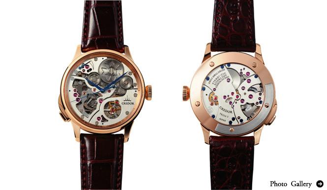 セイコー 130年の歴史と技術、時計づくりへの情熱が結晶 国産初のミニッツリピーターが満を持して登場 SEIKO