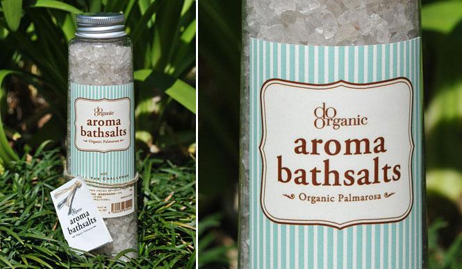 do organic|本物にこだわったアロマバスソルト