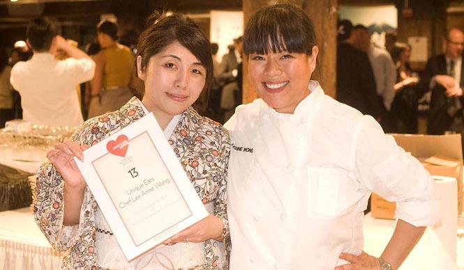 きき酒師チズコ|日本酒ソムリエ NY LOVES JAPAN
