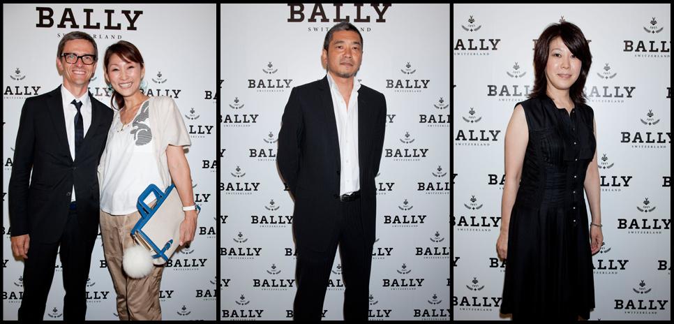 BALLY|旗艦店となるバリー 銀座...