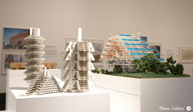 REPORT|「メタボリズムの未来都市:戦後日本・今甦る復興の夢とビジョン」展