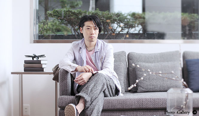BoConcept ボーコンセプト南青山店で、建築家 谷尻 誠がボーコンセプトを語る