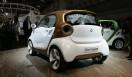 smart Forvision EV concept|スマート フォーヴィジョン EV コンセプト