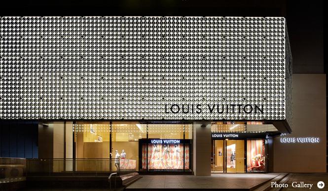LOUIS VUITTON ルイ・ヴィトンが続々ショップオープン&リニューアル!