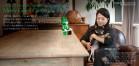 メリーグリーンクリスマス 2011|グリーンサンタと押田比呂美さん