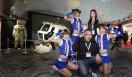 第42回東京モーターショー2011|渡辺敏史と清水久美子がいく 部品ブースウォッチング GOODYEARブースにて