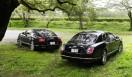BENTLEY|ベントレー 最新サルーン&クーペにOPENERSブロガー清水久美子が試乗! 写真左/コンチネンタル GT、写真右/ミュルザンヌ