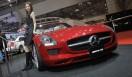 清水久美子が選ぶ! 第42回東京モーターショー2011 Best 10| Mercedes-Benz SLS AMG Roadster|メルセデス・ベンツ SLS AMG ロードスター