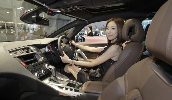清水久美子が選ぶ! 第42回東京モーターショー2011 Best 10|CITROEN DS5|シトロエン DS5