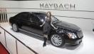 清水久美子が選ぶ! 第42回東京モーターショー2011 Best 10|MAYBACH 57 S|マイバッハ 57 S